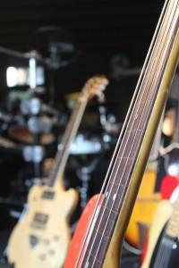Guitare, basse - présentation des locaux