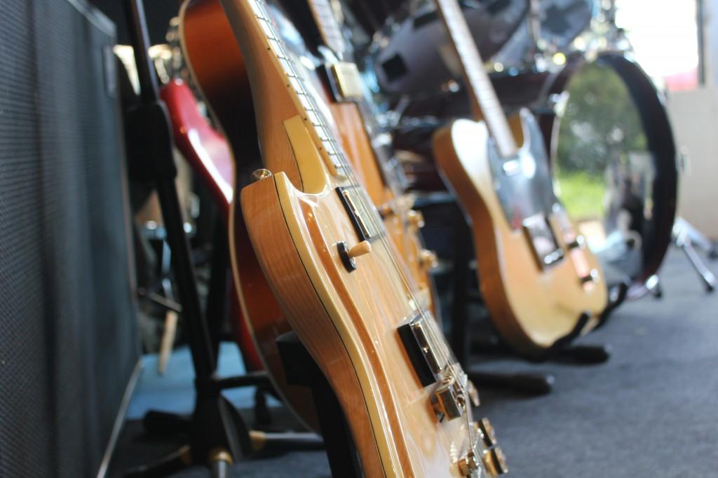 Cours de musique, initiation instruments à Fontainebleau